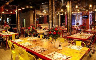 Không gian tại Hi-Steak Restaurants Lê Van Sỹ Tân Bình